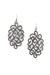 heather gray rhinestones INPINKcom earrings