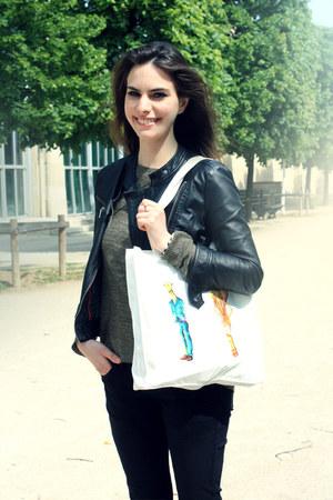 INVERTED COMMAS bag