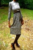 Vintage pleated dress  dress
