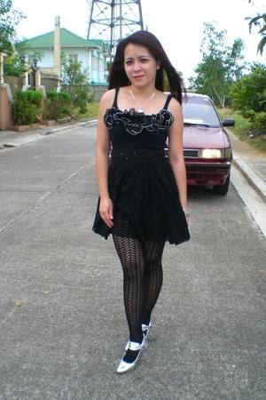 Black for wedding