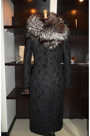 fur and wool I&W coat
