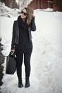 Leather-laced-vagabond-boots-leather-jacket-selected-femme-jacket