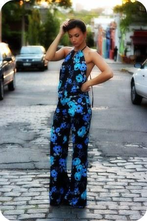flower print bodysuit