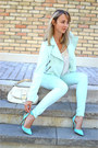 Aquamarine-qupid-shoes-light-blue-vero-moda-jeans