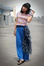 Ethnic-pattern-nevada-t-shirt-long-kulot-detail-pants