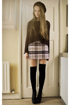 skirt - jumper