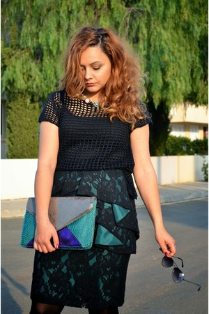 Marks&Spencer skirt - envelope asos accessories