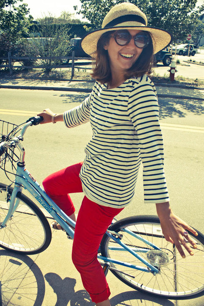 J Brand jeans - Gap blouse