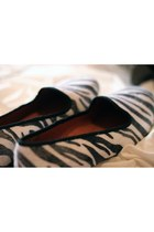 zebra print Bucco Capensis shoes