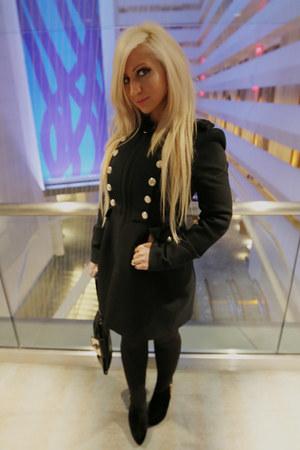unicorntears ring - Topshop boots - Zara jacket