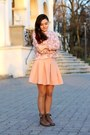 Bubble-gum-choiescom-shirt-pink-front-row-shop-skirt