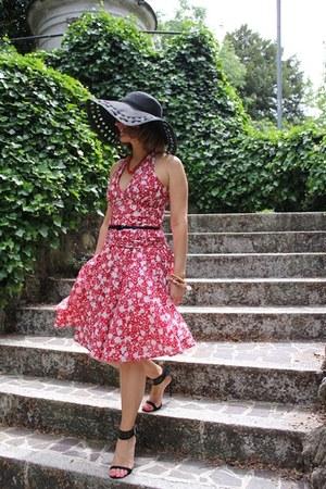 H&M hat - Zara heels
