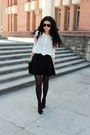 Black-asos-sandals-dark-brown-calzedonia-tights-black-h-m-skirt