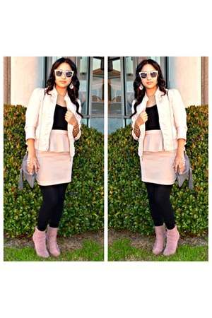light pink Forever 21 jacket