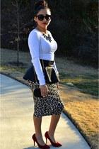 midi length Forever 21 skirt