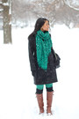 Riding-boots-vince-camuto-boots-wool-macys-coat-leopard-print-hm-scarf