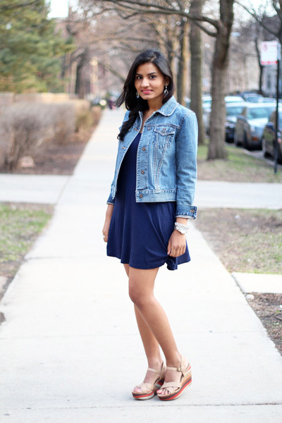 Denim Gap Jackets, Navy Navy Forever 21 Dresses, Stripes Payless ...