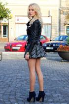 Zara jacket - asos skirt