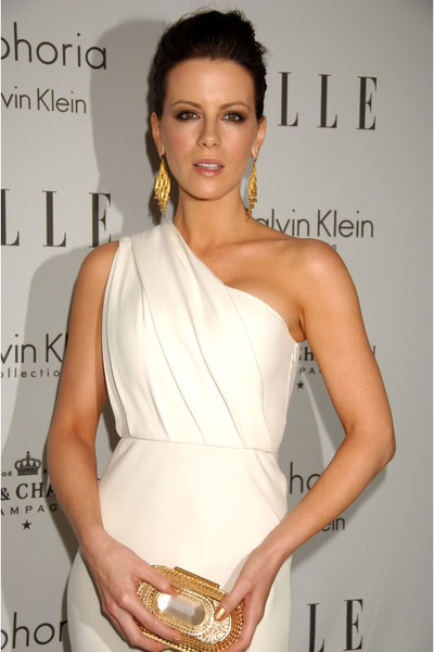 Dior Dress White Elegant Cly