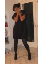 Patrizia Pepe dress - timex accessories - Fornarina shoes