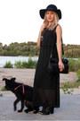 Black-leather-look-bershka-jacket