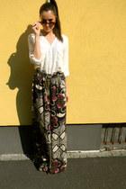 Bershka pants - Bershka shirt