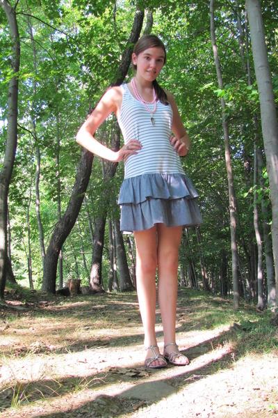 blue One Clothing dress