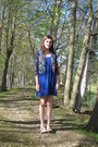Blue-express-dress-navy-forever-21-jacket