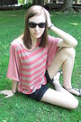 Black-bloomer-tracy-feith-for-target-shorts-black-mossimo-sunglasses-burnt-o