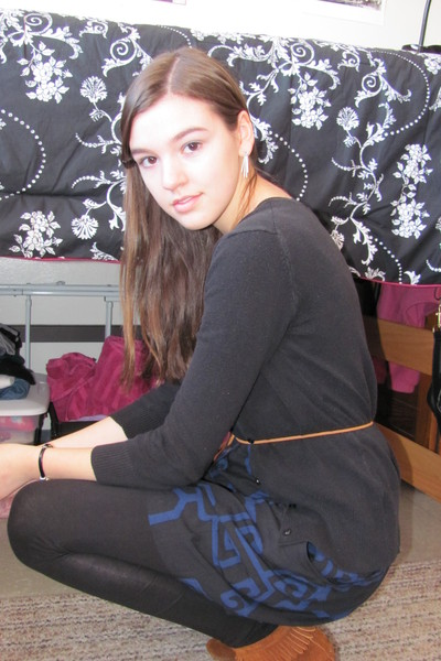 moccasin DIY belt - brown ankle moccasins Minnetonka boots