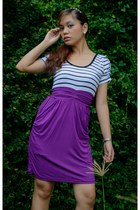 deep purple hope dress Trendology dress