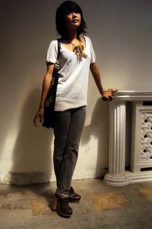 ivory Esprit shirt