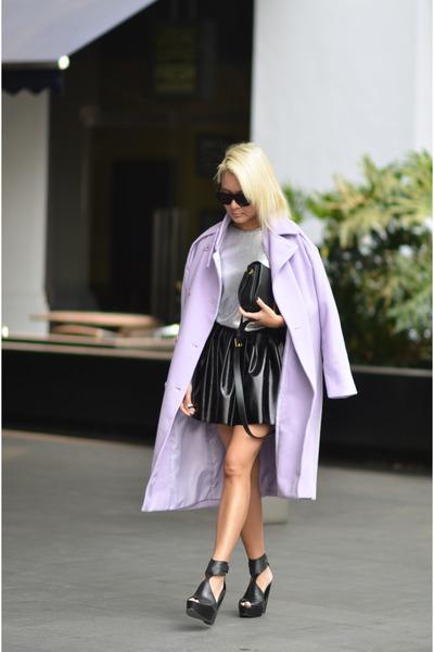 y satchel bag Yves Saint Laurent bag - black Yves Saint Laurent sunglasses