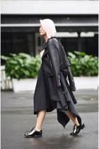 biker jacket Zara jacket - MU dress