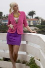 Amethyst-h-m-dress-bubble-gum-knit-pop-couture-blazer