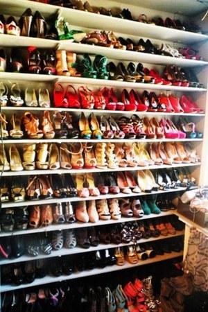 organizer IKEA heels