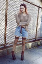 sweater - tights