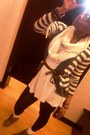 Forever-21-shoes-h-m-blouse-american-apparel-scarf