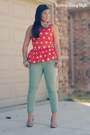 Aquamarine-nordstroms-pants-carrot-orange-asos-top-nude-steve-madden-heels