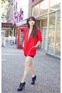 Red-vintage-blazer