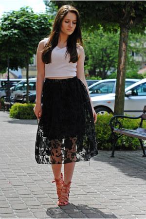 Ebay skirt - New Yorker top