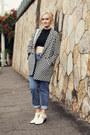 Ivory-senso-boots-white-asos-coat-blue-asos-jeans-black-glamorous-top