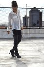 Black-knee-high-steve-madden-boots-black-snakeskin-american-apparel-tights