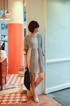 silver dress JAMYBoen dress