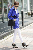 blue jacket JAMYJADE jacket