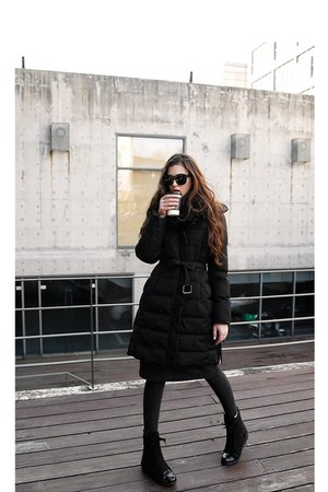 black jacket JAMYJADE coat