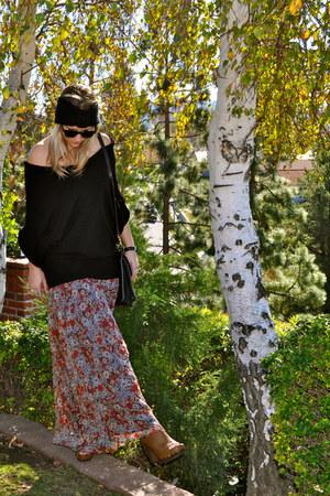stuart weitzman shoes - Zara dress - asos hat - vince sweater