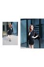 Black-blackfive-dress-black-front-row-shop-jacket-black-parfois-bag