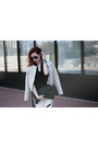 Beige-h-m-trend-jacket-black-parfois-bag-blue-choies-sunglasses