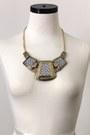 Boho-necklace